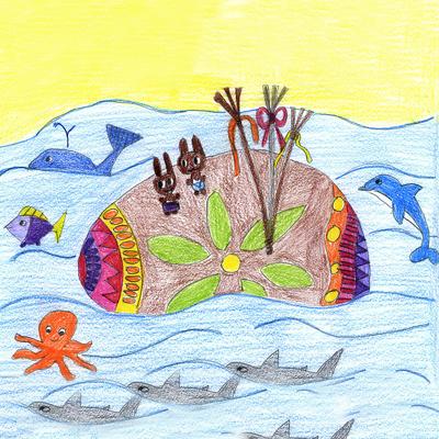Akú farbu majú kuriatka na Veľkonočnom ostrove?