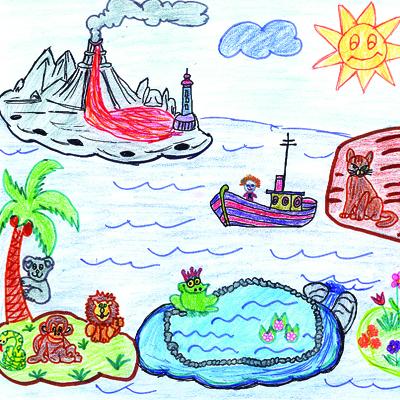 Čaká nás napínavá cesta po ostrovoch